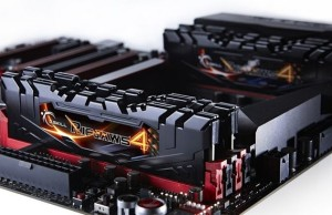 Once again, the broken record acceleration DDR4 memory