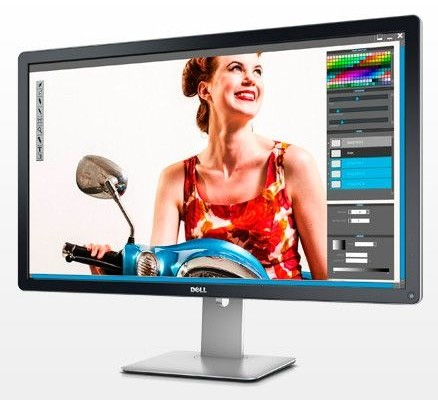 Review monitor Dell UltraSharp UP3124Q: professional or amateur?