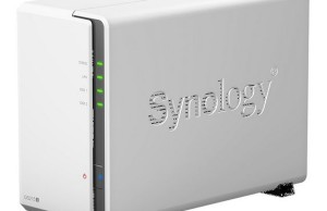 Synology began shipping DiskStation DS215j and DS115