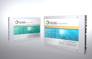 Fixstars SSD-3000M: most capacious in the world of SSDs in the format 2.5 ""