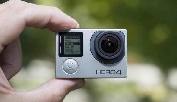 Video of the day: shooting at the camera GoPro HERO 4 at 720p @ 240 fps