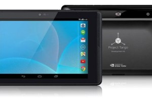 Development kit 3D tracking tablet from Google available