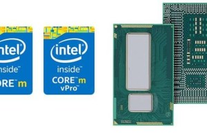 Debut processors Intel Core M Skylake held in the second half of the year