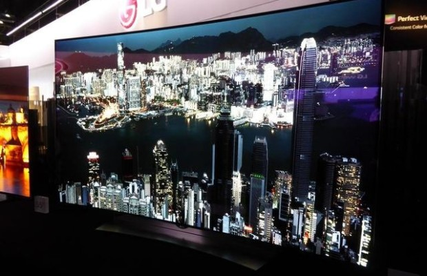Price LG 4K OLED TV lineup 2015 starts at $ 5,000