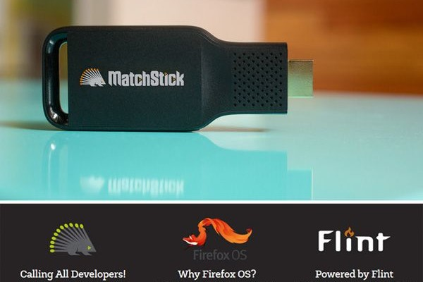 Matchstick with Firefox OS gets quad-core chip