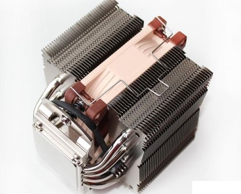 Review of the CPU cooler Noctua NH-D9L, or the joy of mini-ITX-systems