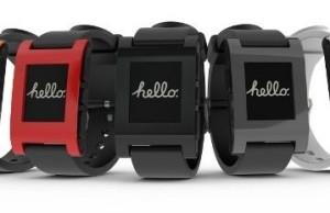 Sales of smartwatches Pebble has exceeded 1 million copies