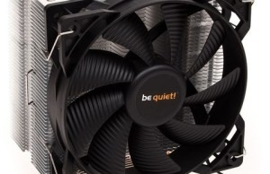 Be quiet! Pure Rock CPU cooler review: Be Quiet budget cooler