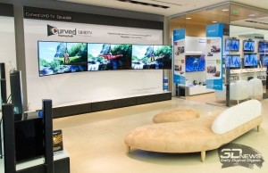 Samsung strengthened its leadership in the global TV market