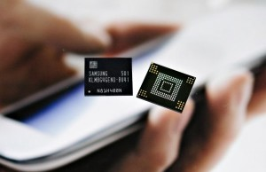 Samsung has started production of memory, bringing together DRAM and NAND flash in a single package