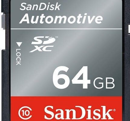 SanDisk Automotive: NAND-memory for the new generation of cars