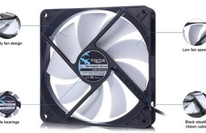 Fractal Design has announced new fans Dynamic Series and Silent Series R3