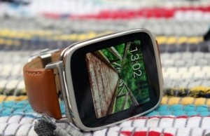 Review smartwatches ASUS ZenWatch: it must be seen