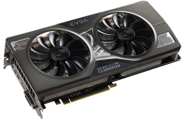 EVGA officially unveiled GeForce GTX 980 K | NGP | N