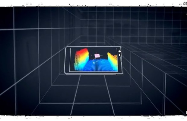 Google has not yet succeeded in developing gadgets with the system 3D-modeling