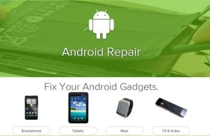 The new service iFixit will help fix a broken Android-Gadget