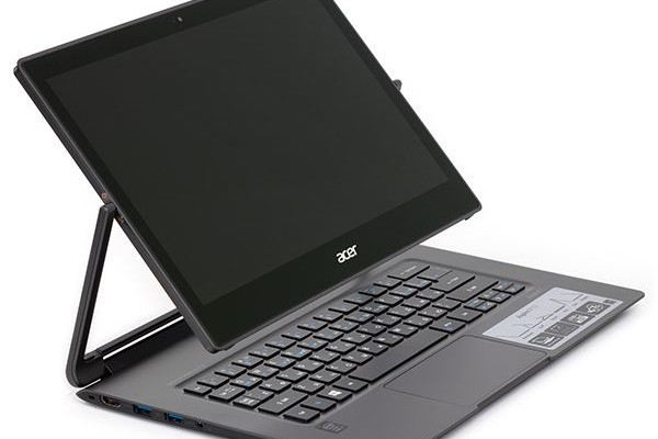 Review 13-inch laptop-transformer Acer Aspire R 13