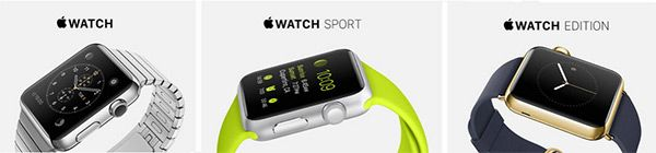 Apple Watch: for sale by April 24, but not initially in Italy