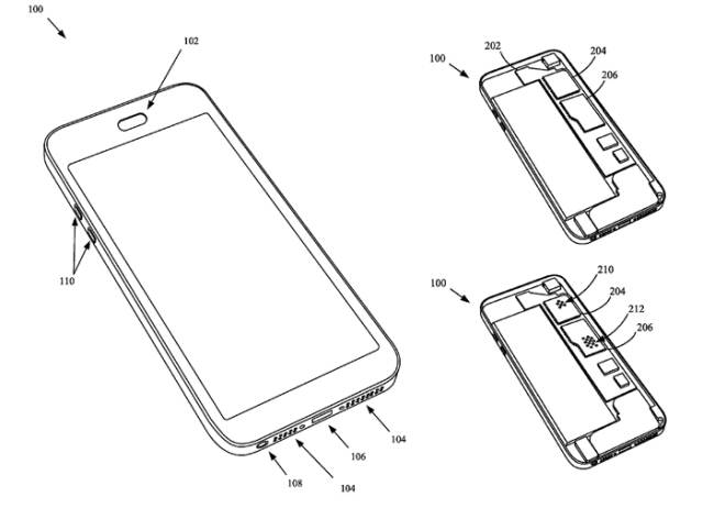 apple has developed a new way to protect mobile devices from water