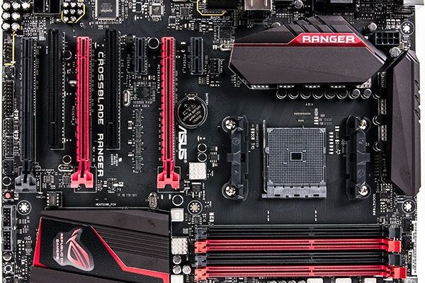 Review Motherboard Asus Crossblade Ranger