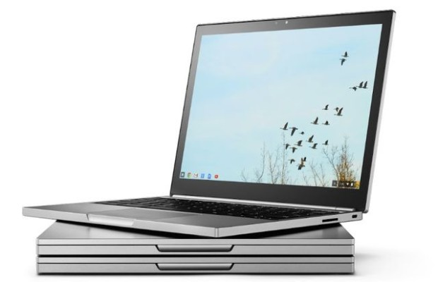 Google has introduced a new Chromebook Pixel with two ports USB Type C