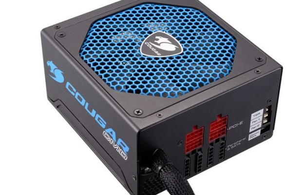 Power supply units Cougar CMD Digital have built fan controller