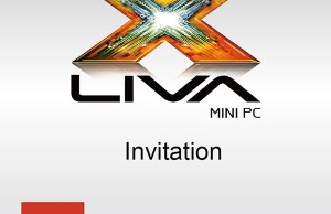 CeBIT 2015: a prototype mini-PC ECS LIVA with chip Intel Core M