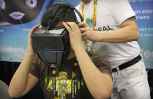 The device Feelreal complement VR-helmets generator smell