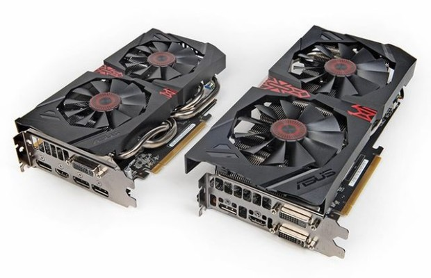 NVIDIA GeForce GTX 960 vs. AMD Radeon R9 285