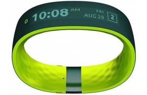 MWC 2015: the first wearable device HTC has become a fitness bracelet Grip