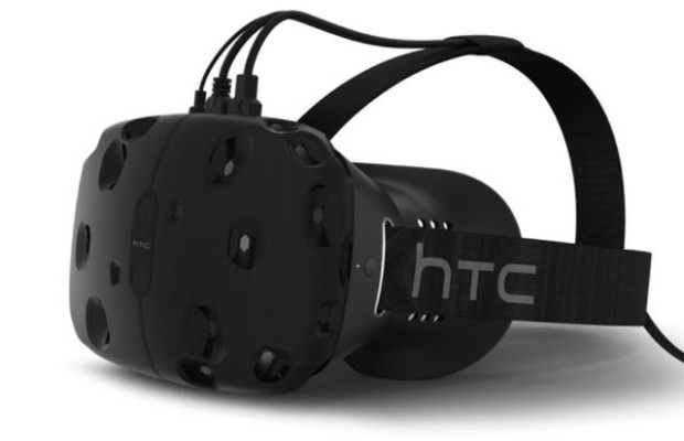 MWC 2015: headset glasses virtual reality HTC Vive