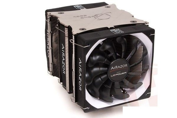 LC Power Cosmo Cool CPU-cooler review