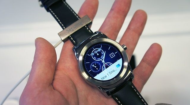 MWC 2015: a brief introduction to the clock and LG Watch ...