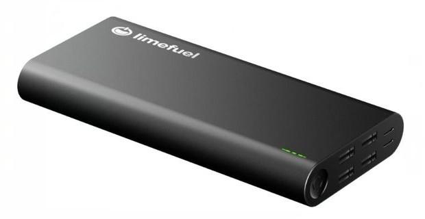 Limefuel - the first external battery for MacBook