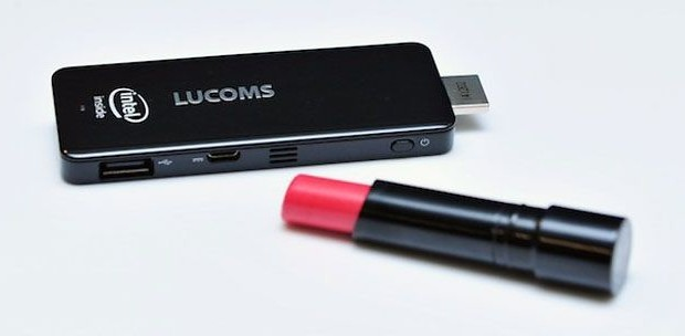 Microsoft announced PC stick with Windows 8.1