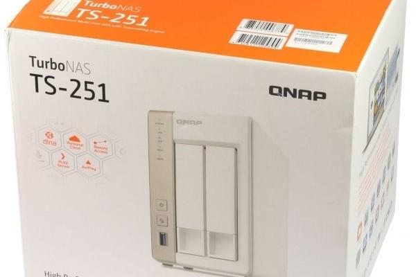 Review NAS QNAP TS-251 - Hardware-Boom