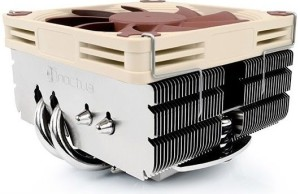 Noctua announced a compact CPU-Cooler NH-L9x65