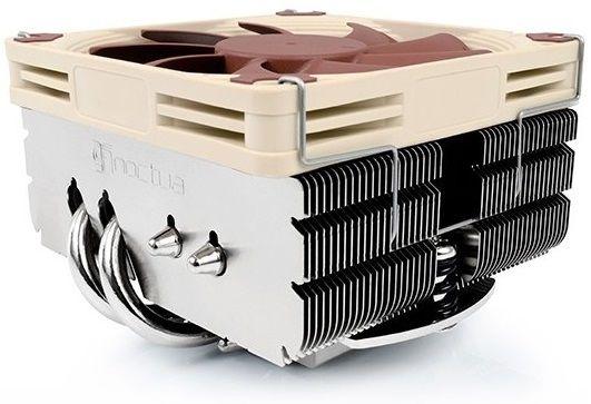 Noctua announced a compact CPU-Cooler NH-L9x65