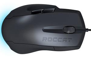 Review of computer mouse Roccat Savu: medium size, medium quality