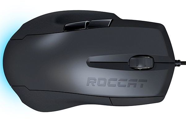 Review of computer mouse Roccat Savu: medium size, medium quality