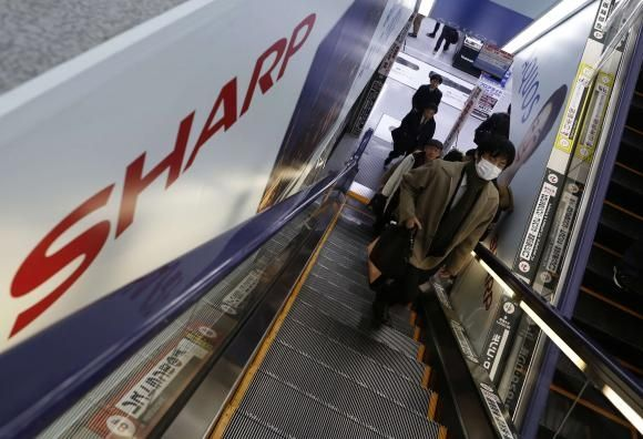 Sharp will not combine the production of displays with Japan Display