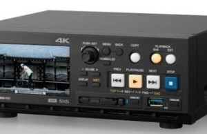Sony PMW-PZ1: 4K-player for professionals