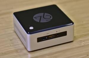 System76 Meerkat: Ubuntu-nettop with Intel Broadwell and 16 GB of RAM