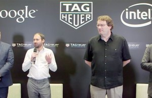 """Smart"" watch TAG Heuer will receive the Intel chip and OS Android Wear"