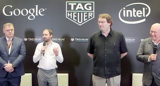 """""""Smart"""" watch TAG Heuer will receive the Intel chip and OS Android Wear"""