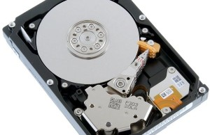 "HDD Toshiba AL13SX: up to 600 GB, SAS 12 Gbit / s and 15K RPM 2.5 ""format"