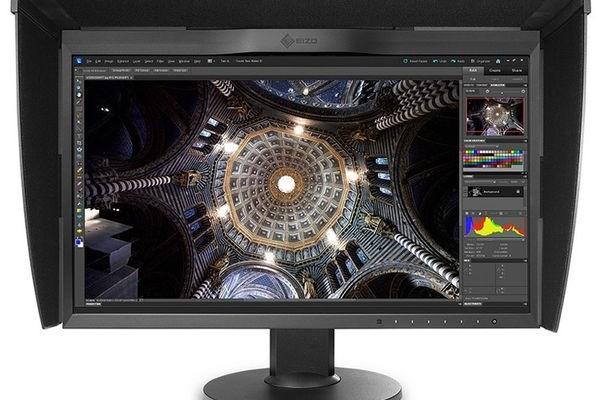 EIZO ColorEdge CG248-4K: professional monitor Ultra HD format