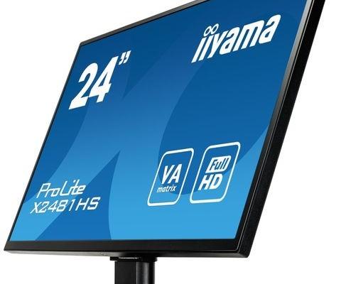 Iiyama is expanding its range with new 24-inch monitor