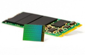 Micron and Intel offer flash memory for 3D NAND SSD capacity of more than 10 TB