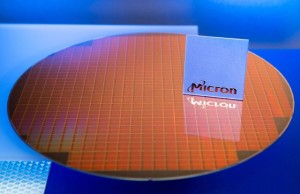 "Micron advances in servers ""consumer"" NAND MLC"